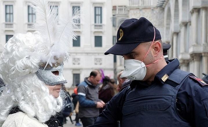El coronavirus obliga a cancelar el carnaval de Venecia
