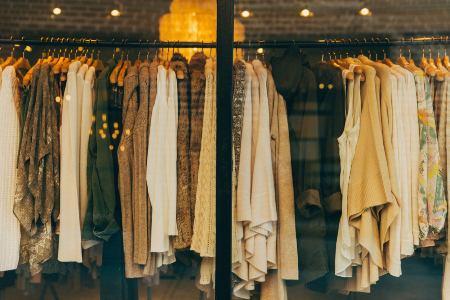 Parte textil de una empresa