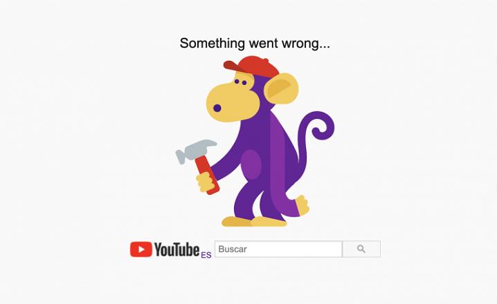 Caida Google