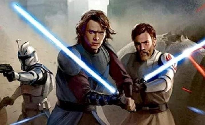 Hayden Christensen de regresa como Darth Vader