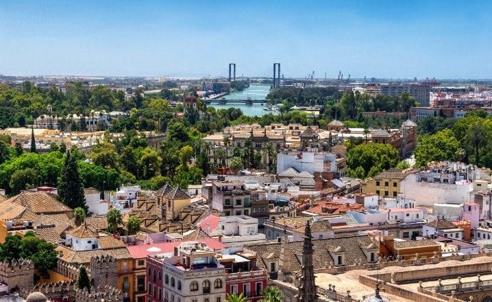 Razones para mudarse a Sevilla
