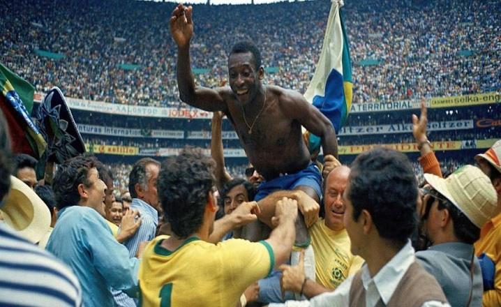 Netflix: un nuevo documental sobre Pelé se estrenará en febrero