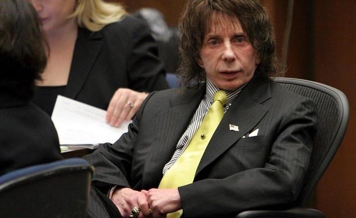 Fallece de Covid Phil Spector, un genio musical y asesino convicto