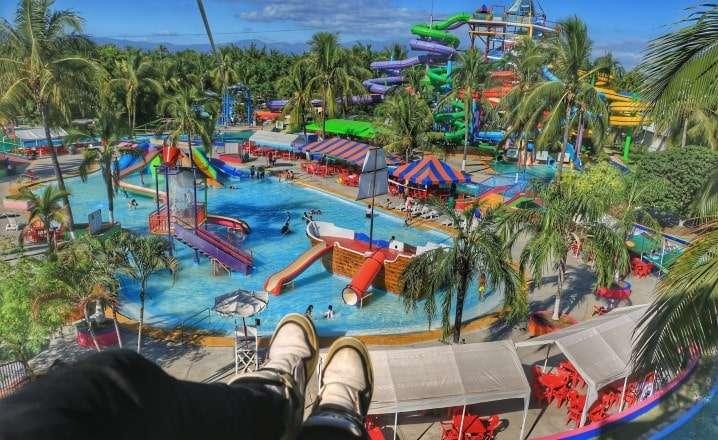 Aquaventuras parque acuático