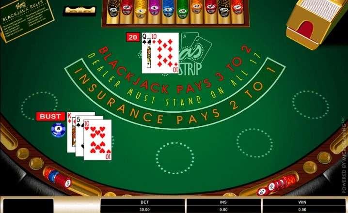 Cosas que saber antes de jugar al blackjack online